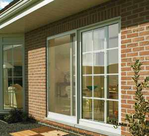 Doppel- und Einzelschiebetüren, Insektenschutzgitter für Türen